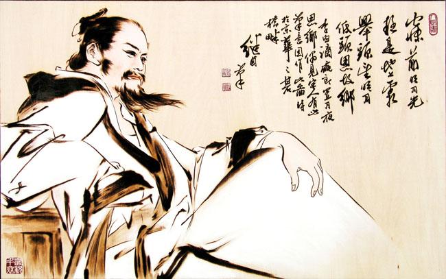有关李白写的励志古诗