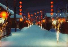 赞美春节新年的诗歌