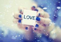 爱情唯美幸福简短句子